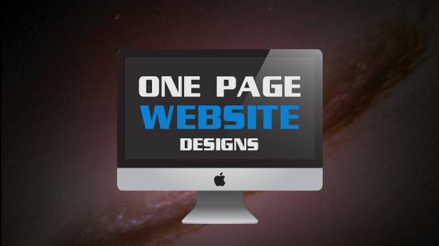 單頁式網站 (One-Page Website) 的 5 大優點