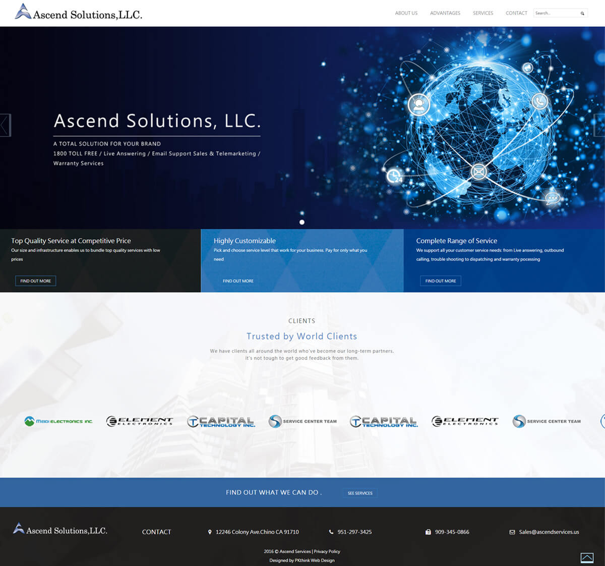 Ascend Solutions,LLC.